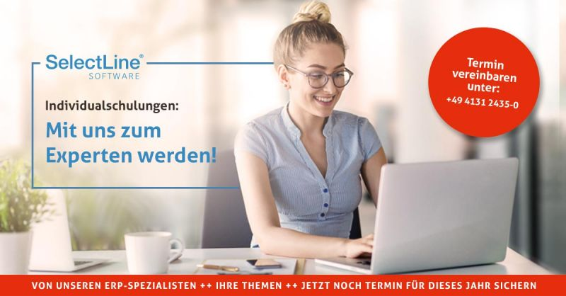 SelectLine Individualschulung